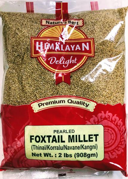 Himalayan Delight Foxtail Millet - 2lb