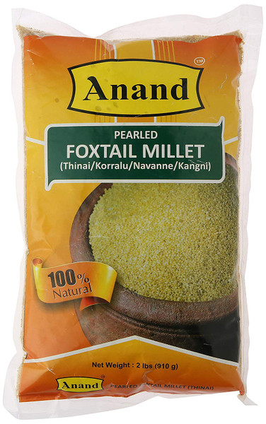 Anand Foxtail Millet - 910g