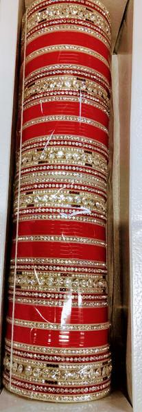 Punjabi Chuda Set Design 03 Size 2.6