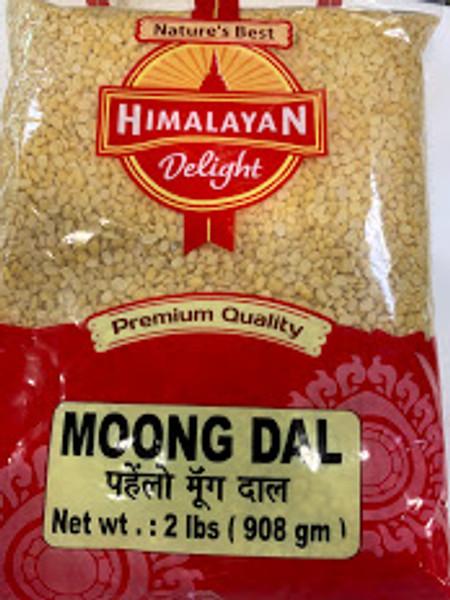Himalayan Delight Moong Daal 2 Lbs