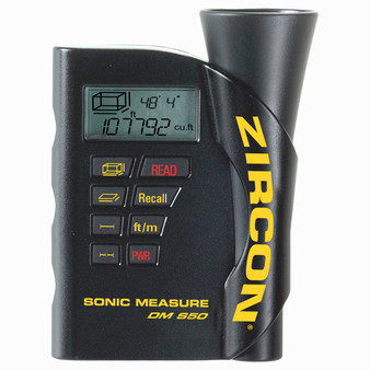 DMS50, sonic measure, Zircon