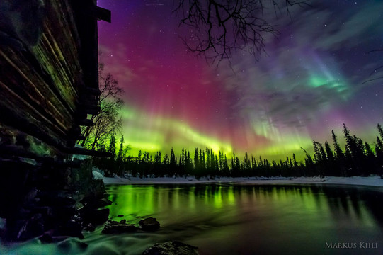 Have you seen the Northern Lights? ....... and are they really ALL THAT?