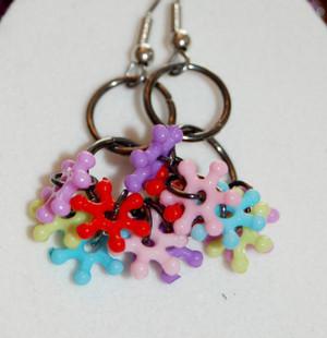Funky earrings 1