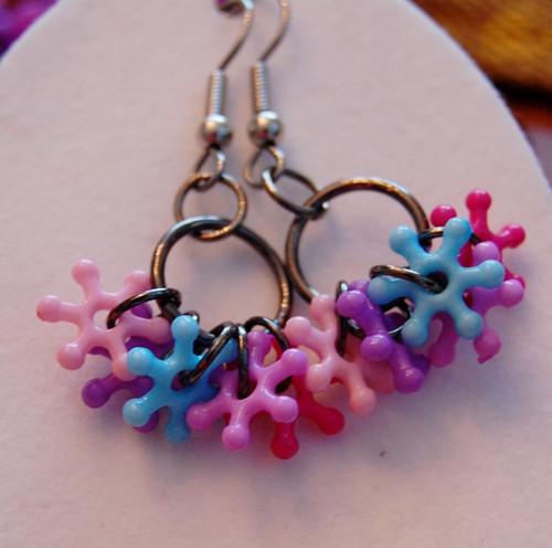 Funky earrings 2