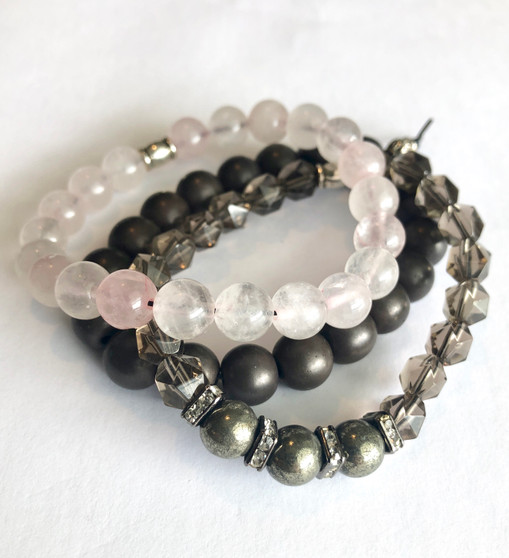 Powerful Protection Trio of Bracelets