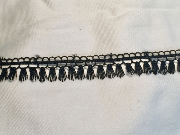 Black Lace Choker #6
