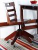 Dawson Chestnut Kids Desk Chair