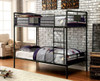 Reston Metal Twin Size Bunk Beds Room