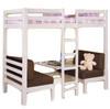 Winnebago Twin Dual Function Bunk Bed White