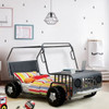 Safari Rover Jeep Bed Right Side View Room