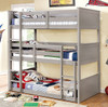 Templeton Triple Twin Bunk Bed Room