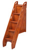 Eastwood Cherry Bunk Bed Steps Detail