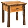 Whistler One Drawer Nightstand Traditional Hickory