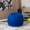 Royal Blue Bean Bag Chairs for Kids Room