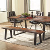 Olympic Dining Bench