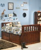 Gracie Cocoa Twin Captains Bed Room