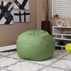 Green Bean Bag Chairs for Kids Room