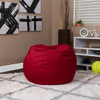 Red Bean Bag Chairs for Kids Room