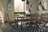 Breezy Pointe Dining Table in room