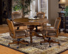 Marquette Poker Chair shown with Optional Poker Table Dining View