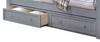 Optional Set of 2 Underbed Storage Drawers