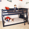Brody Blue Low Bunk Beds for Kids Kids on Beds Room