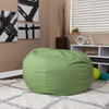 Green Bean Bag Chairs for Teens Room