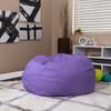 Purple Bean Bag Chairs for Teens Room