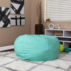 Mint Bean Bag Chairs for Teens Room