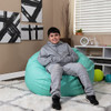 Mint Bean Bag Chairs for Teens with Teen Room