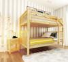 Delaney Natural Bunk Beds full over full lifestyle