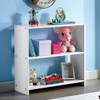 Cassie 30 Inch Bookcase in room