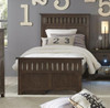 Saddlebrooke Bed twin size in room