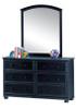 Annapolis Blue Dresser