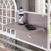 Piedmont Bunk Bed with Slide shelf detail