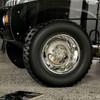Black Hawk Car Bed Side Tire Detail