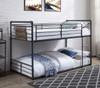Big Sur Low Bunk Beds Room