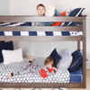 Chilton Brushed Clay Low Bunk Beds for Kids Kids on Beds