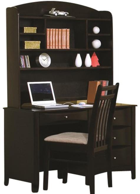 Leon Desk Chair Cappuccino