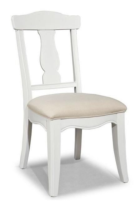 Daphne White Girls Desk Chair