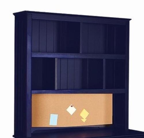 Annapolis Blue Desk Hutch