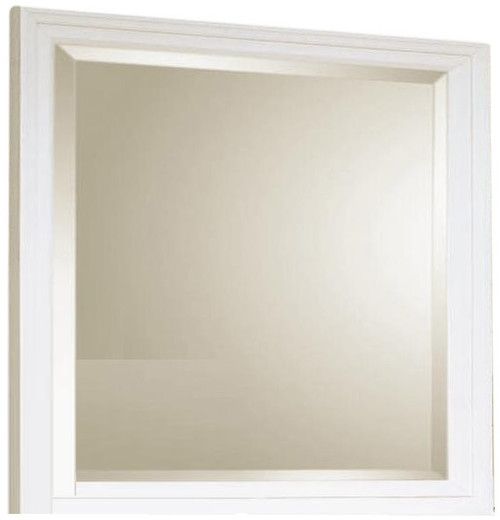 Dana Point Mirror White