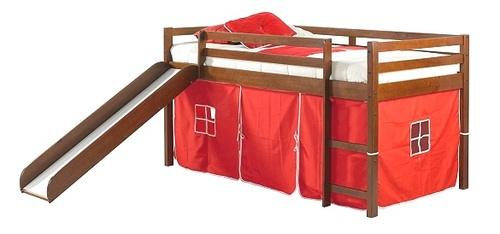 Gabby's Tent Children's Loft Bed
