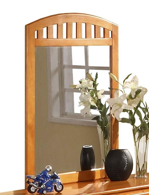 Stoney Creek Honey Vertical Mirror