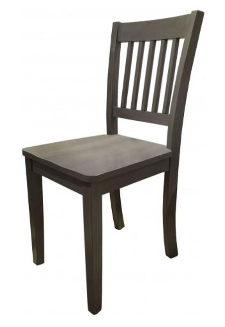 Boardwalk Stone Gray Vanity Desk Chair