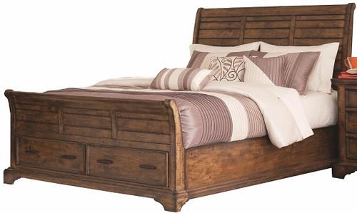 Waynesboro Storage Sleigh Bed