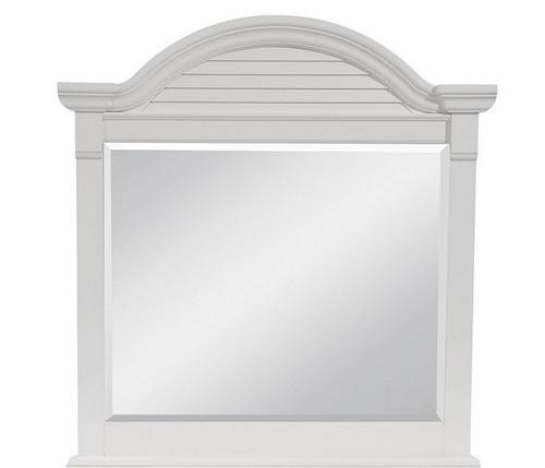 Seabrook Cottage White Dressing Mirror
