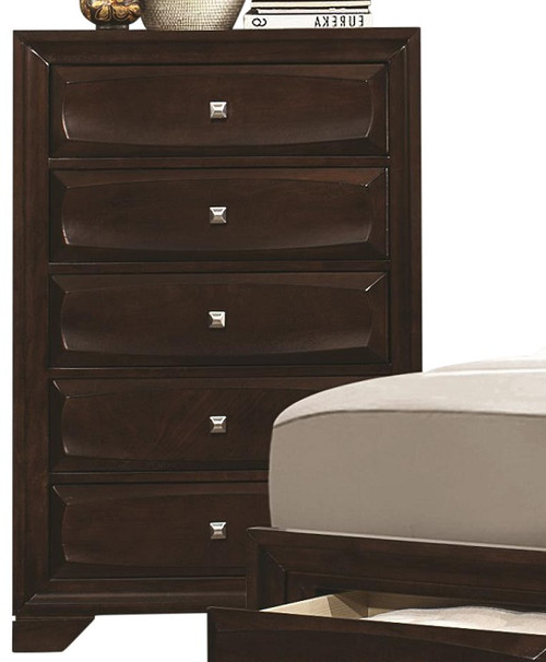 Carlyle 5 Drawer Chest