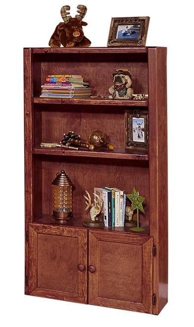 Harley Cocoa Tall Bookcase