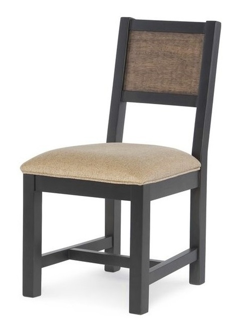 Nathan Road Distressed Brown Desk Chair